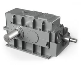 Gearbox for industrial